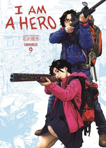 I am a Hero Vol. 9 (Omnibus)