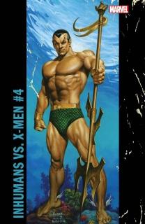 IvX #4 (Jusko Corner Box Cover)
