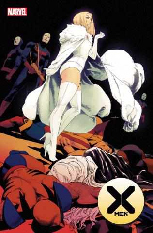X-Men #5 (Anka Dark Phoenix 40th Anniversary Cover)
