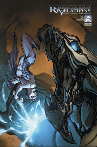 Aspen Universe: Revelations #4 (10 Copy Cover)