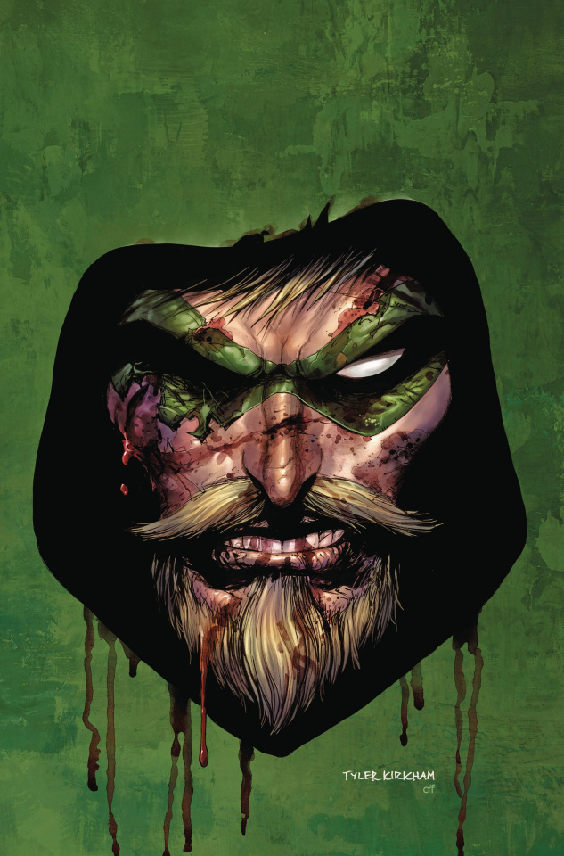 Green Arrow #40