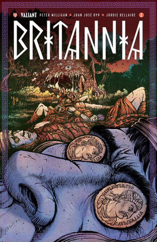 Britannia #2 (20 Copy Lee Cover)