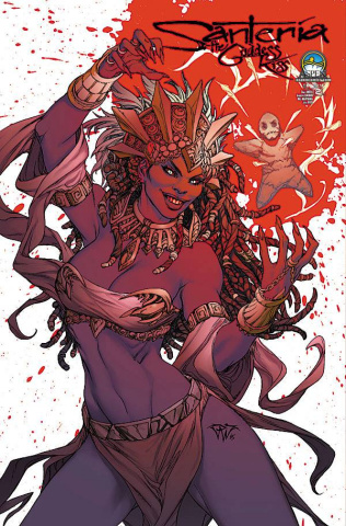 Santeria: The Goddess Kiss #2 (10 Copy Cover)