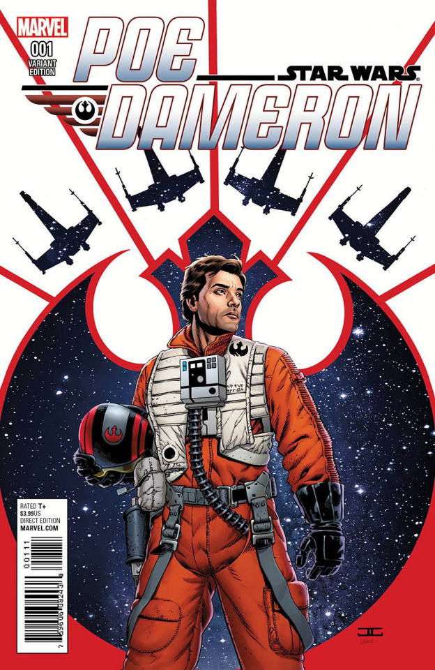 Star Wars: Poe Dameron #1 (Cassaday Cover)