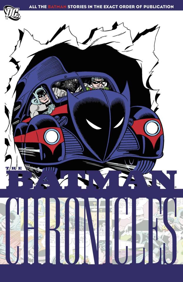 Batman Chronicles Vol. 11