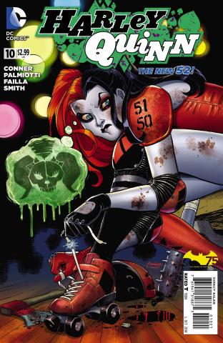 Harley Quinn #10 (Variant Cover)