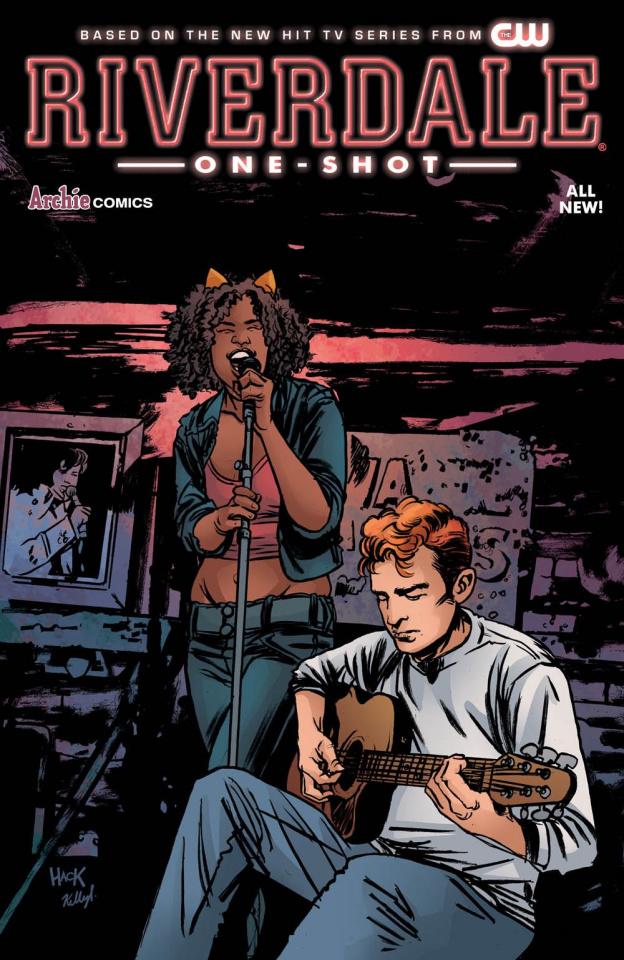Riverdale #1 (Robert Hack Cover)