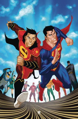 New Super-Man Vol. 3: Equilibrium (Rebirth)