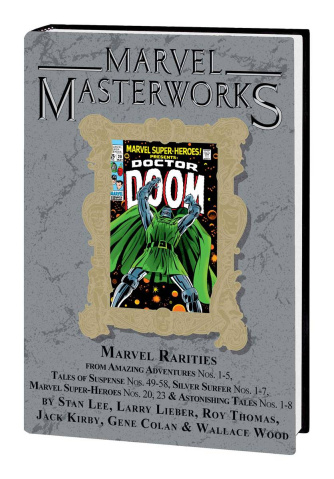 Marvel Rarities Vol. 1 (Marvel Masterworks)