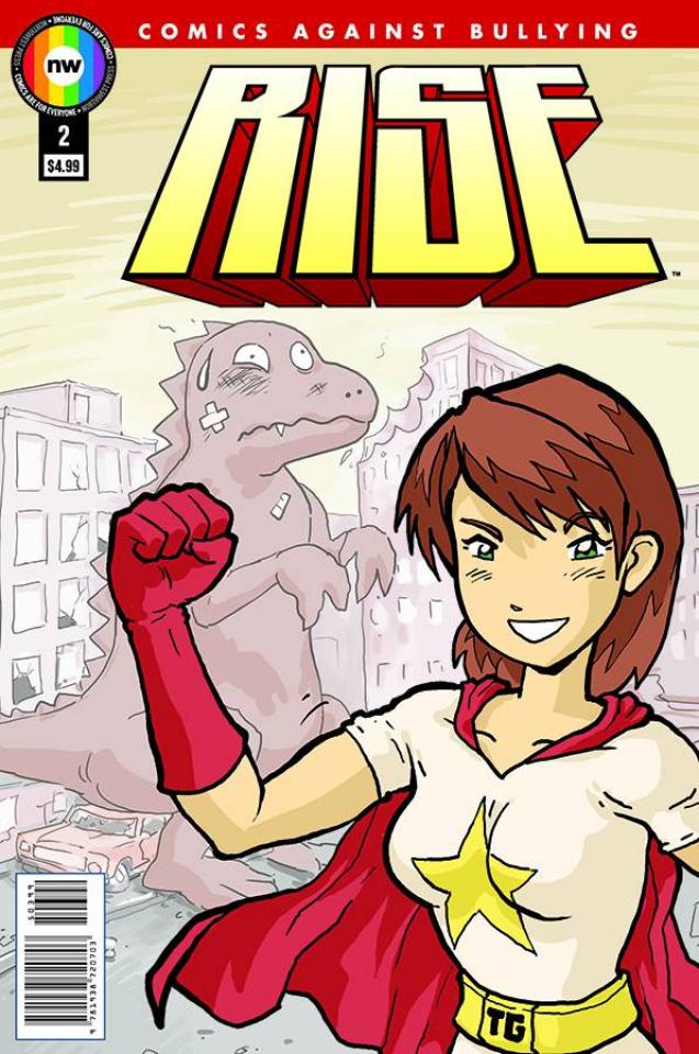 Rise #2: Comics Against Bullying