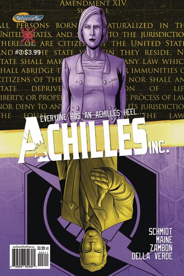 Achilles Inc. #3