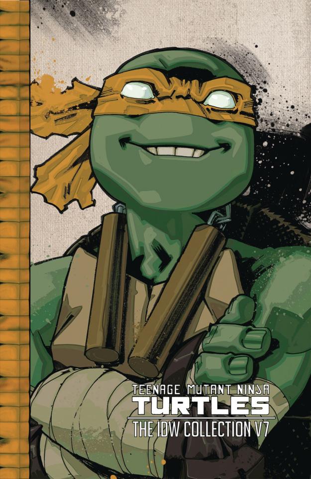 Teenage Mutant Ninja Turtles Vol. 7 (Ultimate Collection)