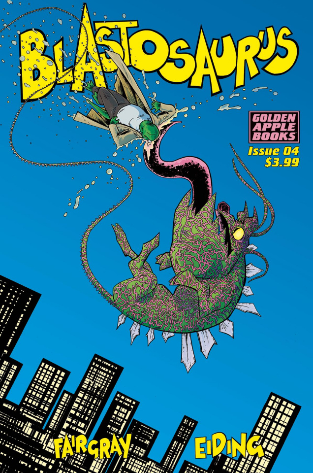 Blastosaurus #4