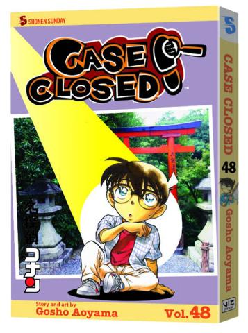 Case Closed Vol. 48