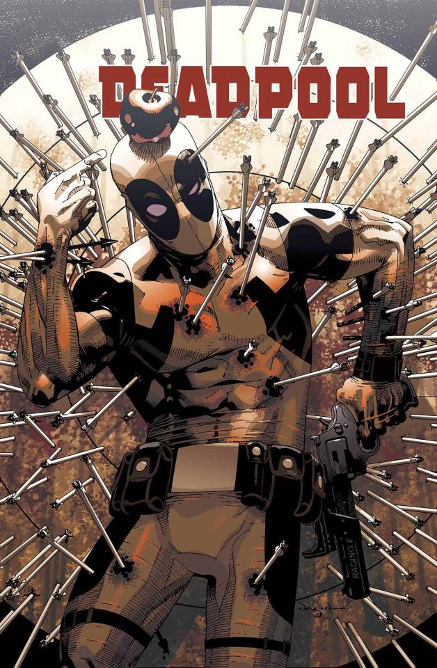 Meaty Deadpool #1 (True Believers)