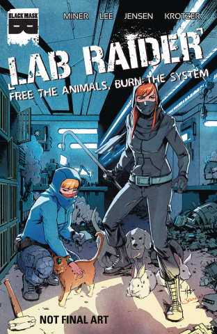 Lab Raider #4