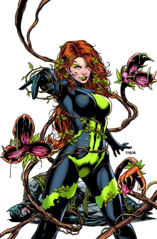 Detective Comics #23.1: Poison Ivy