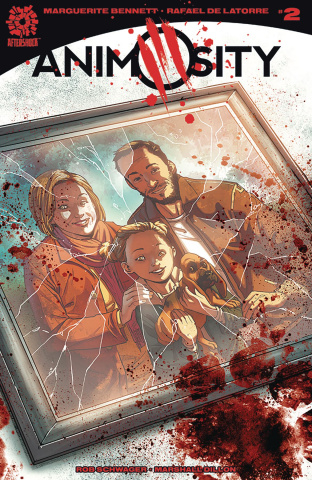 Animosity #2 (2nd Printing)