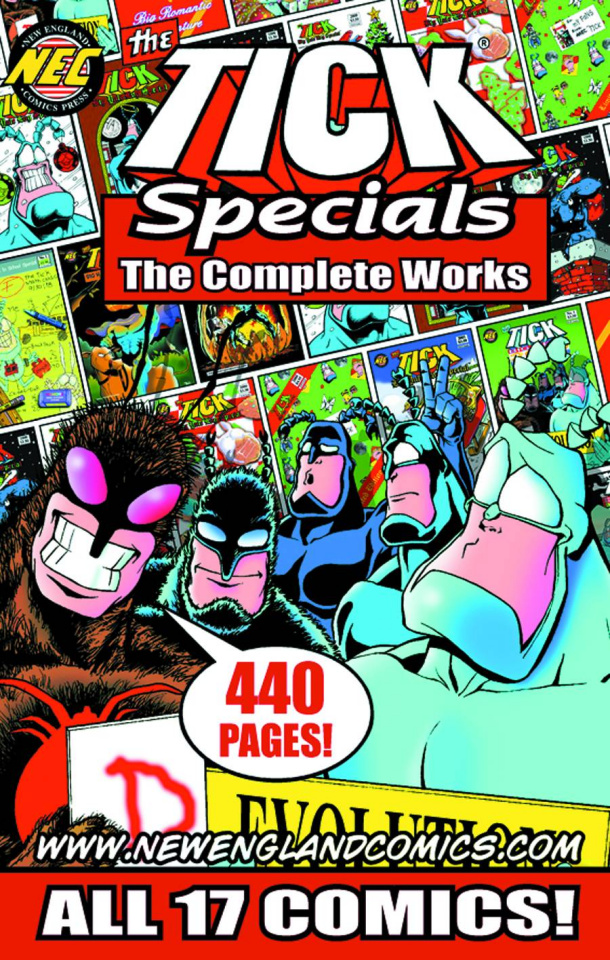 The Tick Specials: The Complete Works