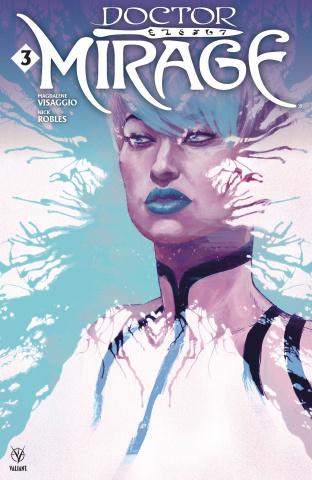 Doctor Mirage #3 (Allen Cover)