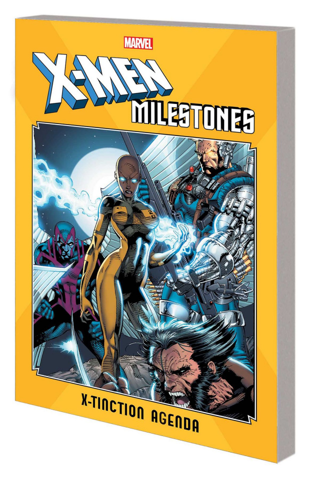 X-Men Milestones: X-Tinction Agenda