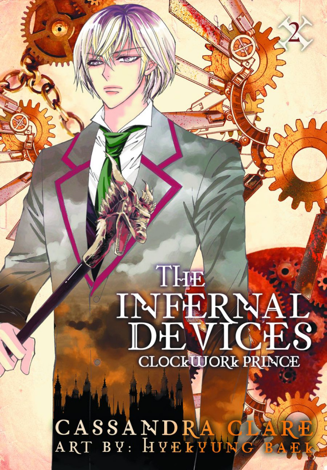 The Infernal Devices Vol. 2: Clockwork Prince