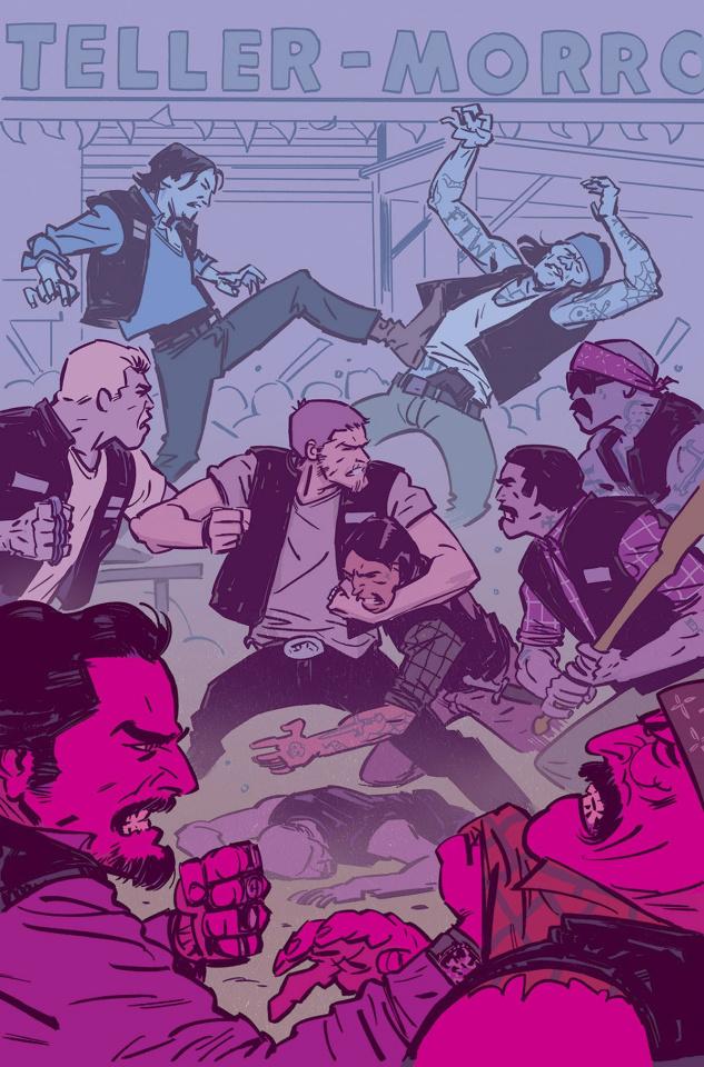 Sons of Anarchy: Redwood Original #6