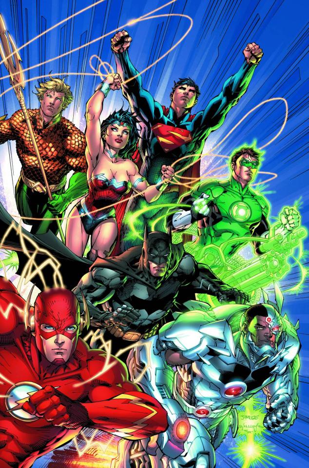 Justice League #1 (DC Comics Essentials)