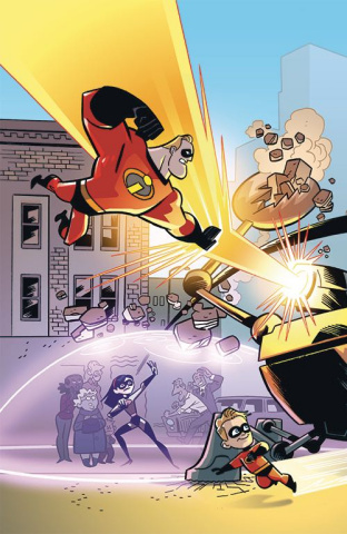 Incredibles 2 #1 (Cover B)