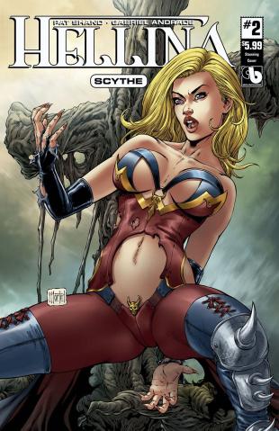 Hellina: Scythe #2 (Stunning Cover)