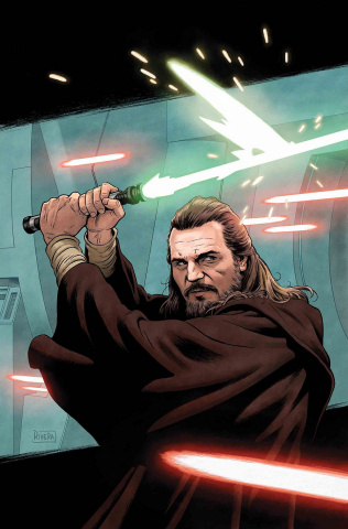 Star Wars: Age of Republic - Qui-Gon Jinn #1