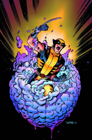 Wolverine #308