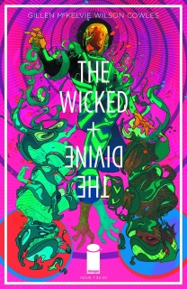 The Wicked + The Divine #7 (Ward Cover)