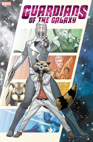 Guardians of the Galaxy #1 (Cabal Premiere Cover)