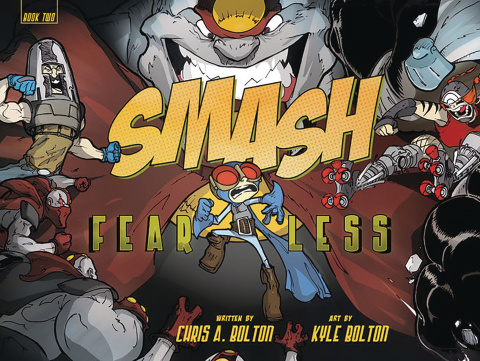 Smash Vol. 2: Fearless