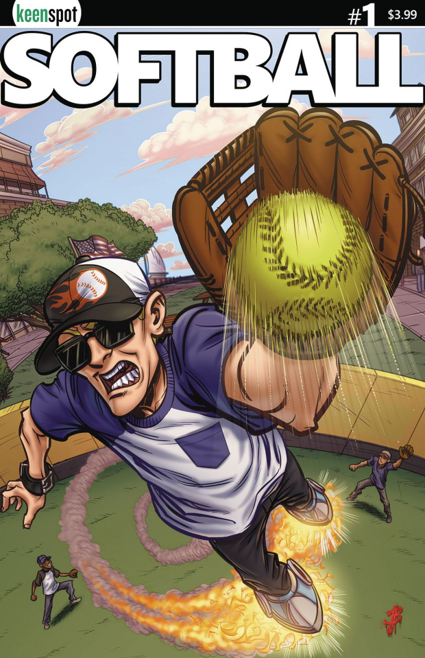 Softball #1 (Blankenship Cover)