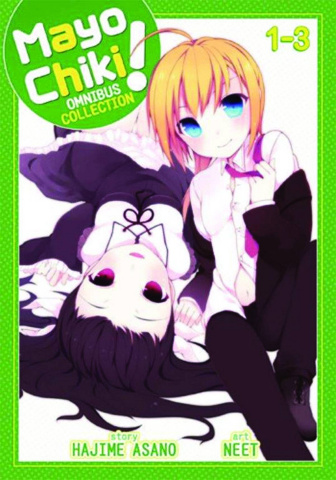 Mayo Chiki! Vol. 1 (Omnibus)