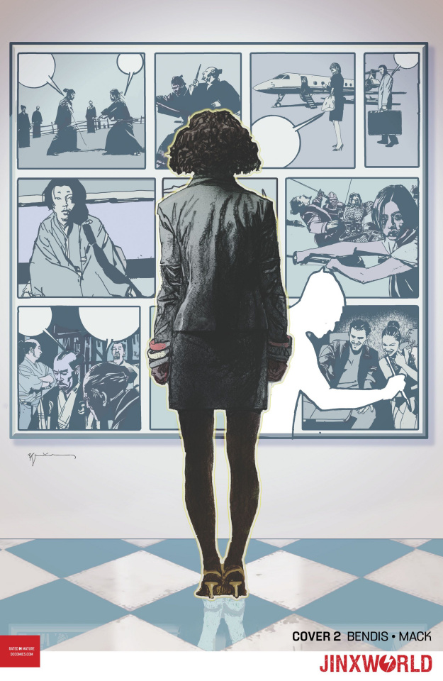 Cover #2 (Variant Cover)