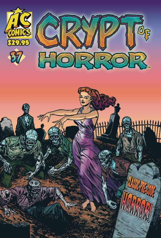 Crypt of Horror #37