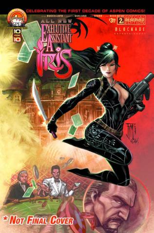 All New Executive Assistant Iris #2 (Aspen Cover)
