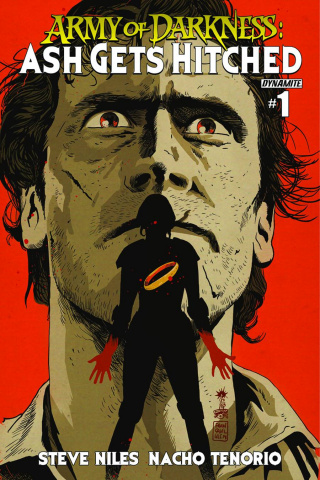Army of Darkness: Ash Gets Hitched #1 (Francavilla Cover)