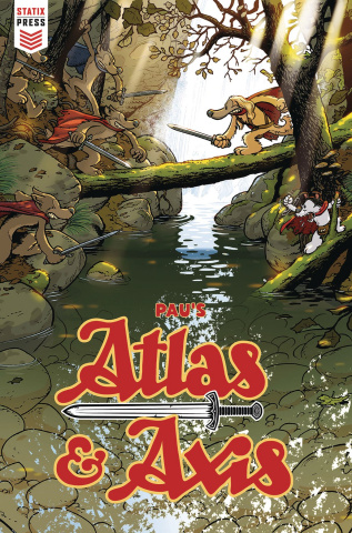 Atlas & Axis #3