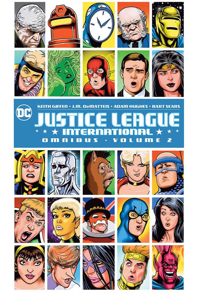 Justice League International Vol. 2 (Omnibus)