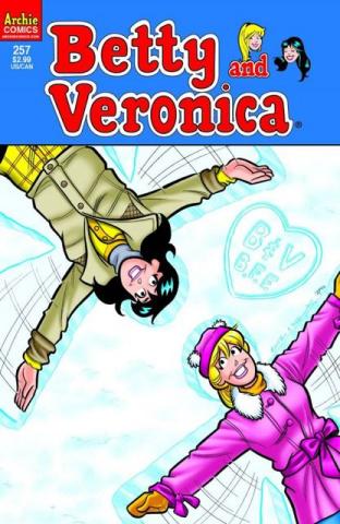 Betty & Veronica #257