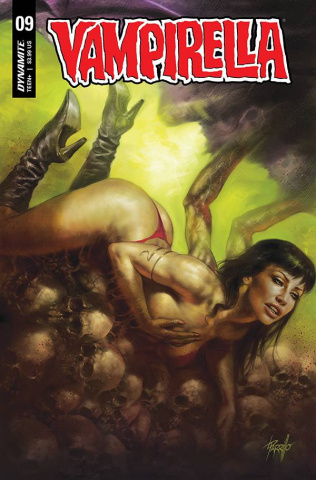 Vampirella #9 (Parrillo CGC Graded Cover)