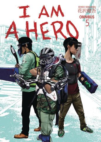 I am a Hero Vol. 5 (Omnibus)