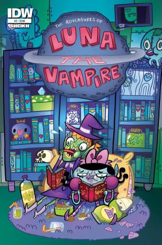 Luna: The Vampire #2