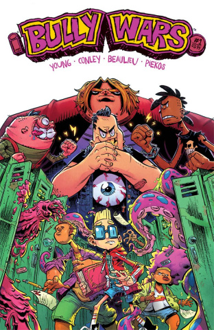 Bully Wars #1 (Conley Cover)
