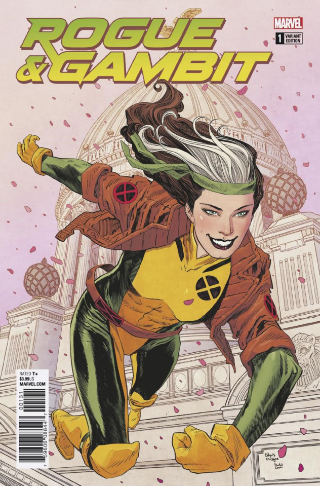 Rogue & Gambit #1 (Evely Cover)