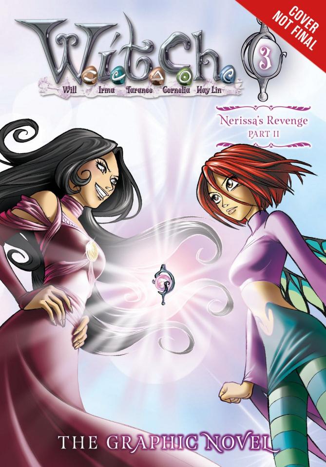 Witch: Nerissa's Revenge, Part 2 Vol. 3